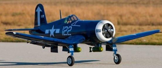 Hangar 9 F4U-1D Corsair