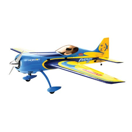 Hangar 9 Inverza 33 Just Announced at Modelflight