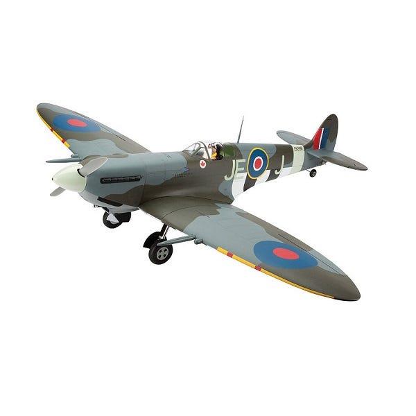 New Release - Hangar 9 Spitfire Mk IX Model Plane