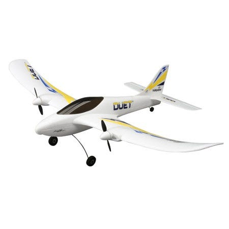 New Release - HobbyZone Duet Just Announced at Modelflight