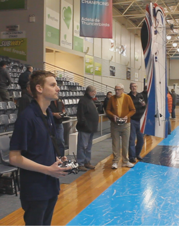 Event Review – Indoor Flying in Adelaide, August 2013