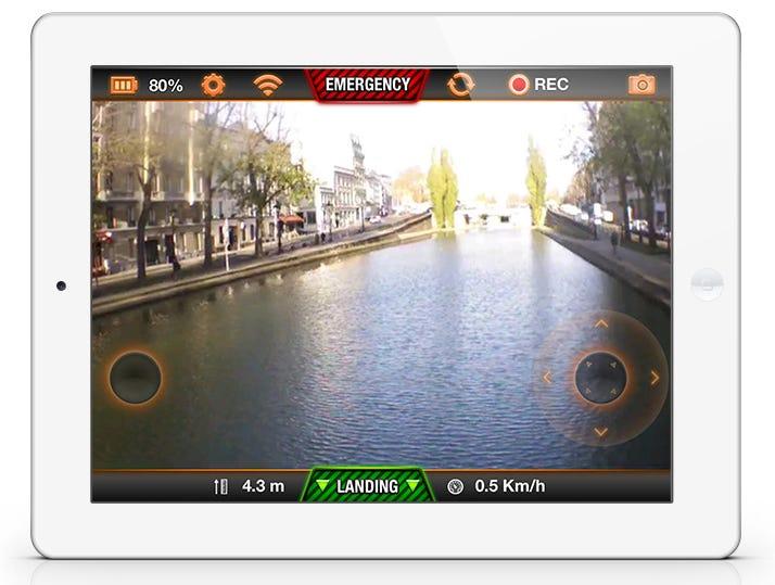 ar drone ipad app