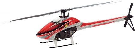 Brand New JR Forza 450EX RC Helicopter Coming Soon