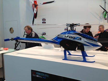 450ex rc helicopter