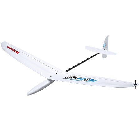 New! JR Airflow DLG1 Glider Announced at Modelflight