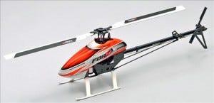 JR Forza 450 RC heli