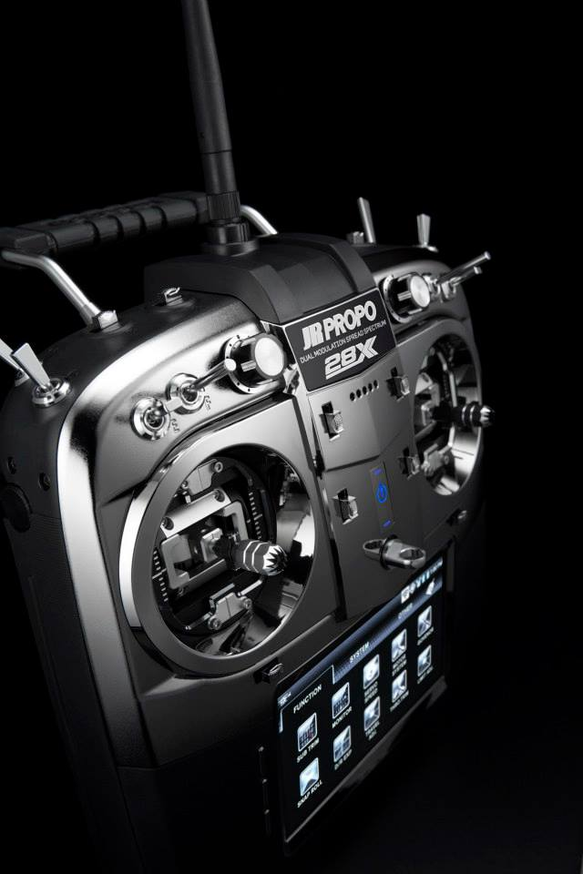 New Release - JR 28X Radio