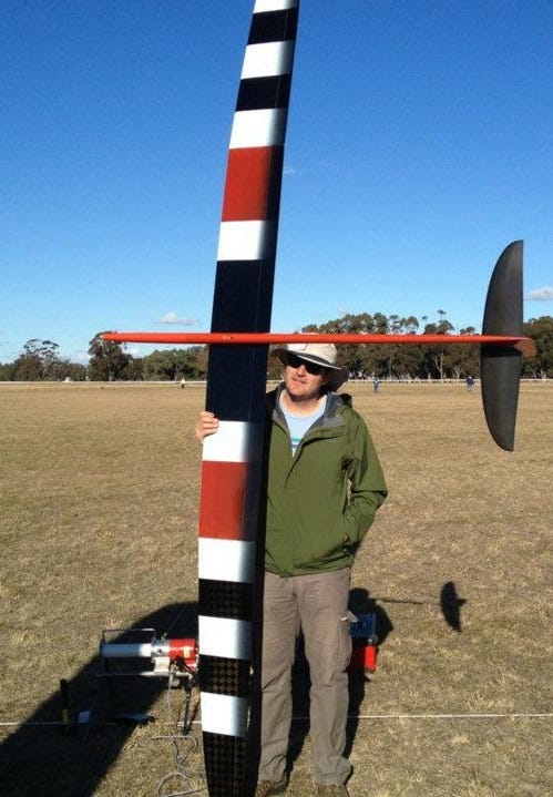 Jerilderie 2013 Open Thermal Glider Competition - Event Preview