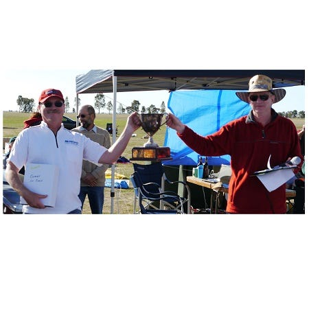 Jerilderie 2013 Open Thermal Glider Competition - Event Review