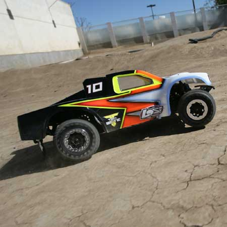 Losi TEN-SCTE RC Truck Preview