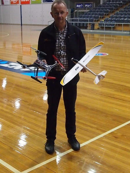 The Phoenix Event Report: Indoor Flying in Adelaide, April 2014