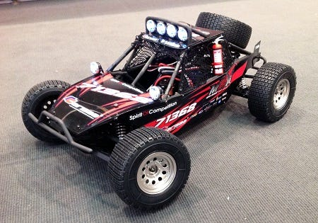 Carisma M10DB RC Buggy - Coming Soon to Modelflight