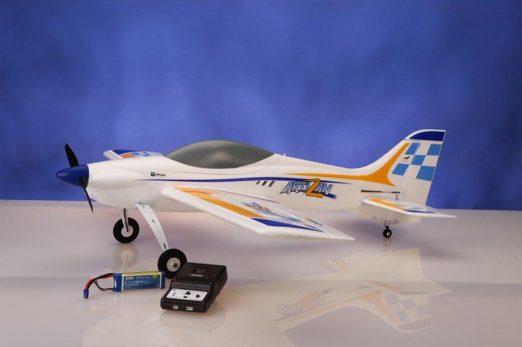 ParkZone RC plane