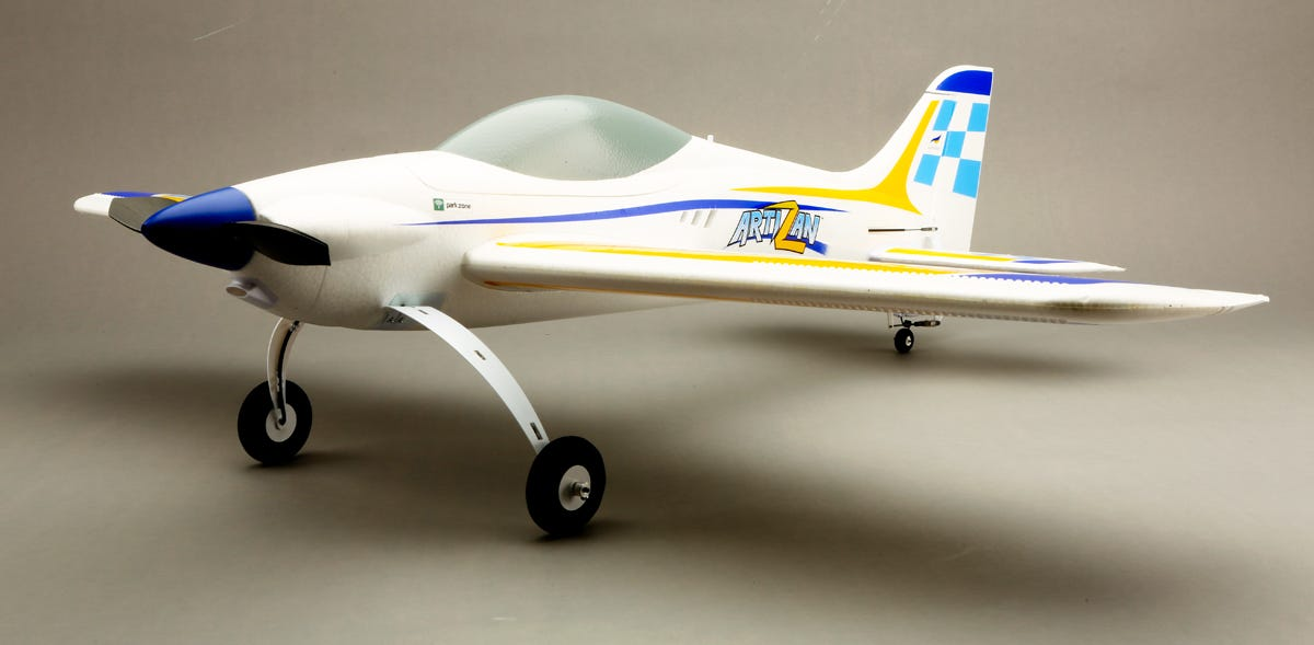 ParkZone ArtiZan RC Plane - Just Announced at Modelflight