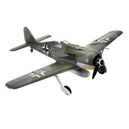 Chuck's ParkZone Focke Wulf Review