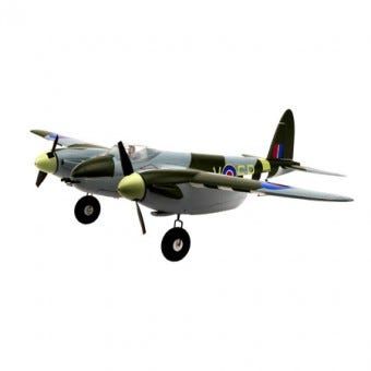 Just Announced! ParkZone Mosquito Mk VI RC Plane