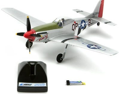 ParkZone P-51D Mustang Unboxed