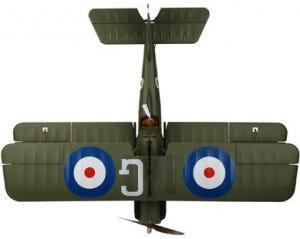 ParkZone SE5a WW1 RC Plane