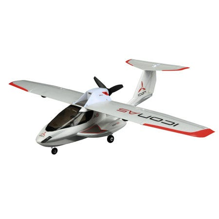 Brand New! ParkZone Ultra-Micro Icon A5 RC Plane