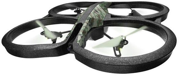 Parrot AR.Drone 2.0 Coming Soon to Modelflight