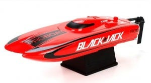 Blackjack 9 RC boat