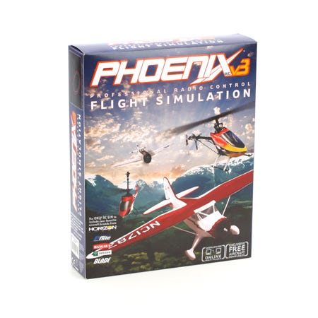 Can I use the Phoenix Flight Simulator with a Mac?