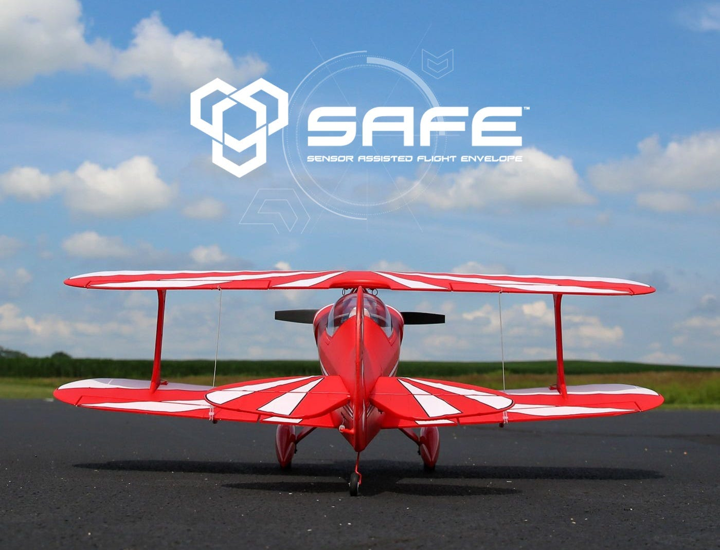 What is SAFE Technology for RC aircraft?