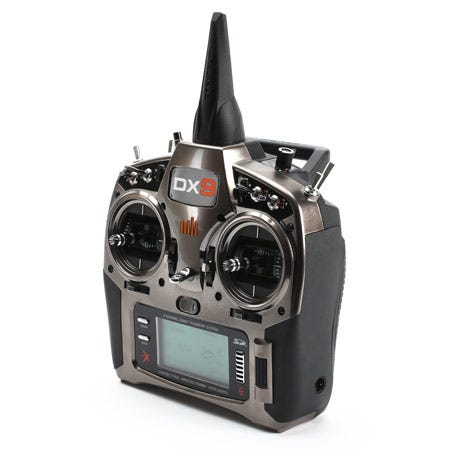 Brand New! Spektrum Announces DX9 Transmitter