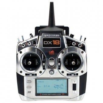 New Spektrum DX18 RC Radio Coming Soon to Modelflight