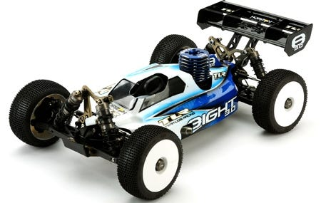 TLR 8IGHT 3.0 Nitro RC Buggy Kit