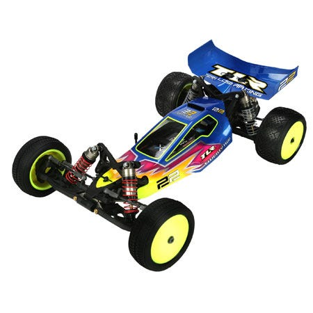 Team Losi Racing '22' 2WD RC Buggy Preview