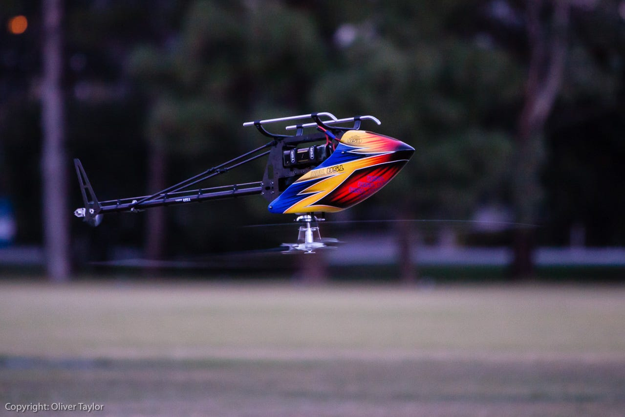 700e rc helicopter