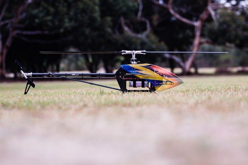 tsa 700e helicopter