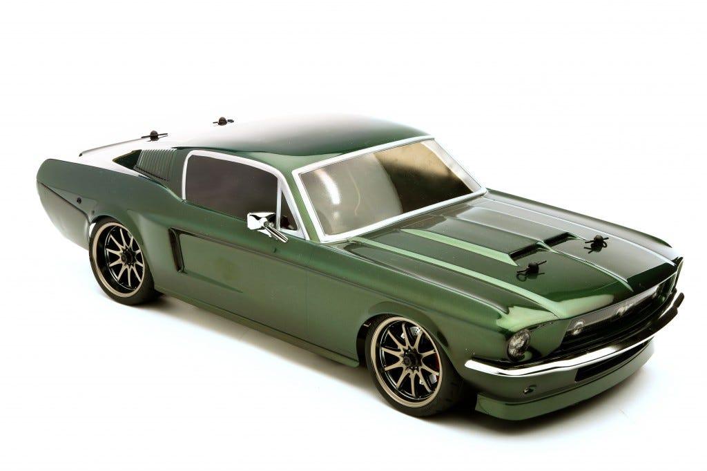 Vaterra Mustang 2014