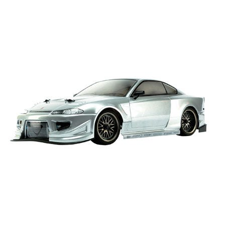Just Announced! Vaterra 1/10 2002 Nissan S15 Silvia RC Car Coming Soon to Modelflight