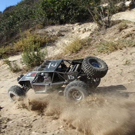 Vaterra Twin Hammers RC rock crawler