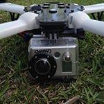 Hornet Quad with GoPRO