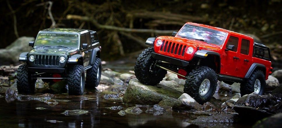 Jeep JT Gladiarot replica