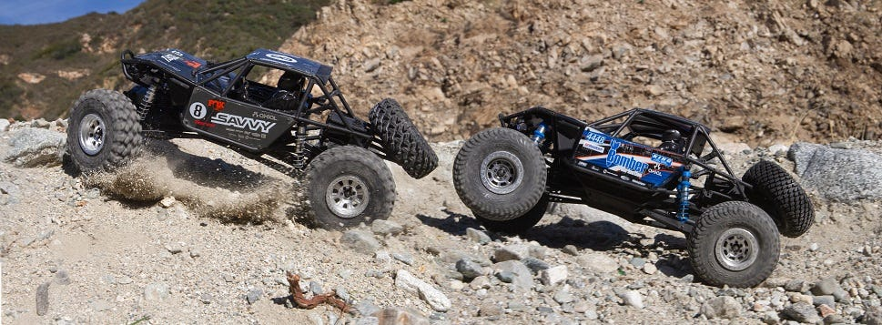 Axial RR10 Bomber 2.0 4WD Rock Racer