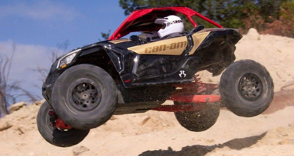 Axial Racing Yeti Jr Can-AM Maverick Buggy