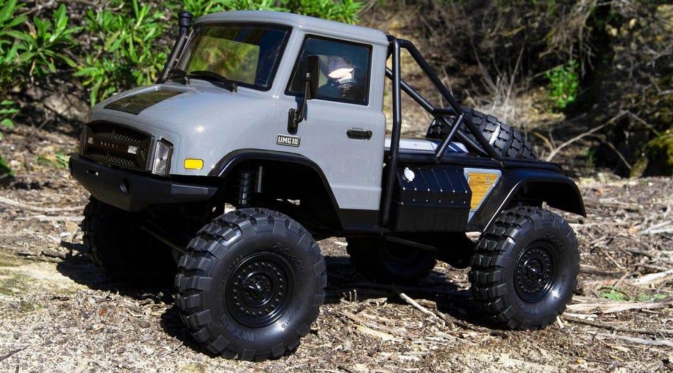 Unimog Replica RC Truck