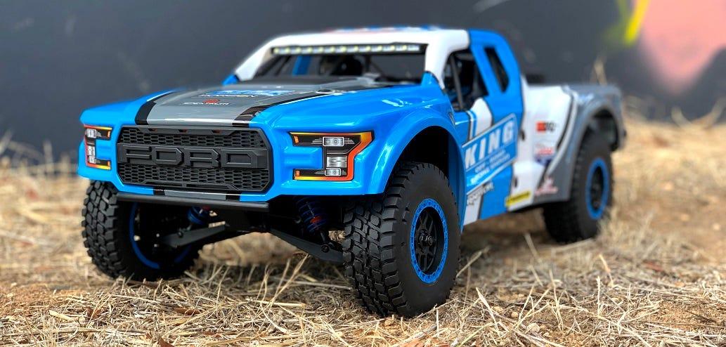 Ford Raptor Replica