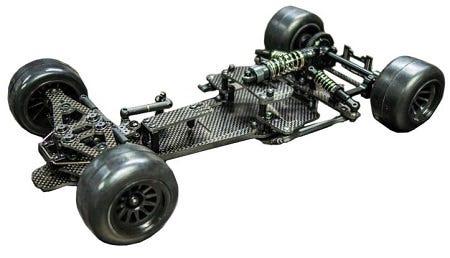 CRF-1 Pro Racing Chassis Kit