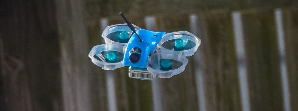 Spedix RC Rex 80 FPV Drone