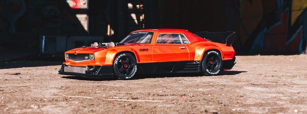 Arrma Felony 6S BLX RC Muscle Car
