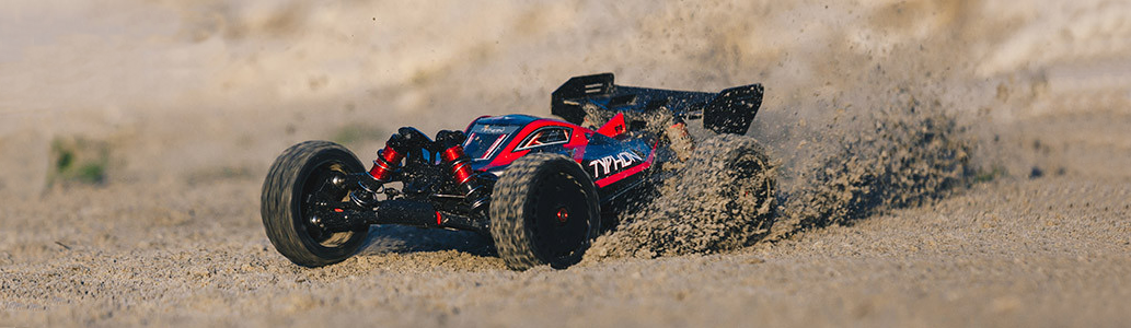 4WD RC Basher