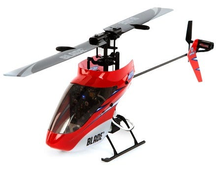 mCP S RC Helicopter