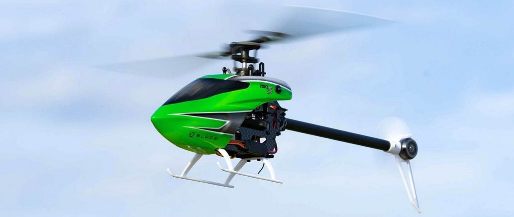 Blade 150 S RC Helicopter