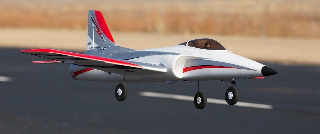 RC Trainer EDF Jet