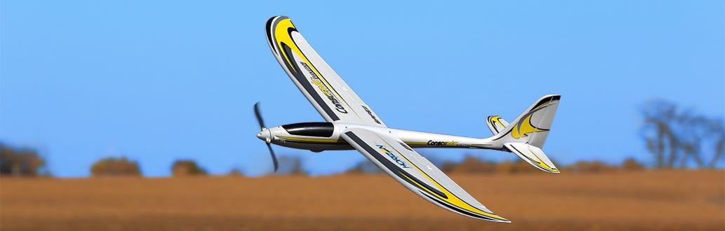 E-flite Conscendo Evolution RC glider